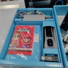 Foto Nintendo Wii Preto + Pendrive 32GB + Frete Grátis + Garantia ZG! - Seminovo