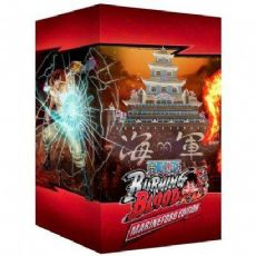 Foto One Piece Burning Blood Marineford Edition PS4