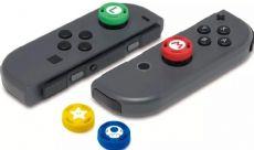 Foto Par de Borracha Protetora Analógico Nintendo Switch
