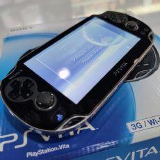 Foto PlayStation Vita Wi-Fi + 4GB + Frete Grátis + Garantia ZG! - Seminovo