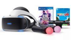 Foto PlayStation VR Bundle 02 Jogos + Garantia ZG!