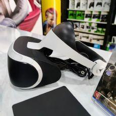 Foto PlayStation VR + Jogo + Controles + Frete Grátis - Seminovo