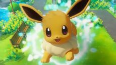 Foto Pokemon Let's Go Eevee! Nintendo Switch - Seminovo