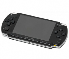 Foto PSP Preto 2001 Sony  + 8GB - Seminovo