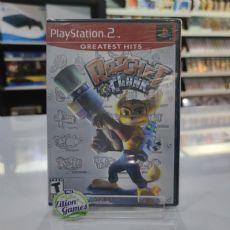 Foto Ratchet & Clank PS2