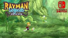 Foto Rayman Legends Nintendo Switch - Seminovo