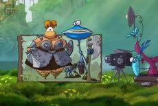 Foto Rayman Origins XBOX360 e XBOX ONE - Seminovo