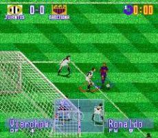 Foto Ronaldinho Soccer Super Nintendo - Seminovo