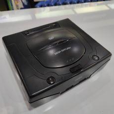Foto Sega Saturn Nacional Tec Toy Chaveado - Seminovo