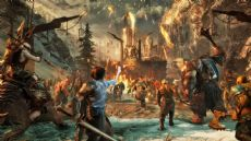 Foto Sombras da Guerra Edição Definitiva PS4 - Seminovo