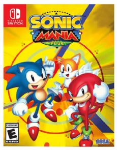 Foto Sonic Mania Plus Nintendo Switch - Seminovo