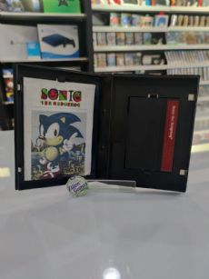 Foto Sonic The Hedgehog Master System - Seminovo
