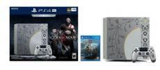 Foto Sony Playstation 4 Limited Edition God of War PS4 PRO Bundle + Frete Grátis + Garantia ZG!