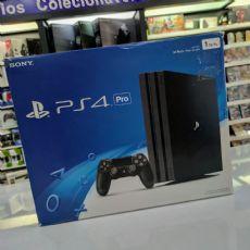 Foto Sony Playstation 4 PRO 1TB + Jogo + Garantia ZG! - Seminovo