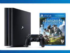 Foto Sony Playstation 4 PRO + JOGO + 3 Anos de Garantia ZG!