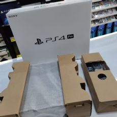 Foto Sony Playstation 4 PRO + Jogo + Garantia ZG! - Seminovo