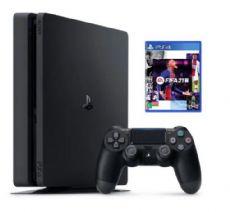 Foto Sony Playstation 4 Slim 1TB + FIFA 21 + Frete Grátis + Garantia ZG!