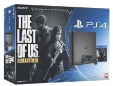Sony Playstation 4 Slim 500GB  + Last of US + Garantia ZG!