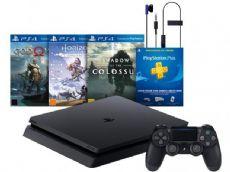 Foto Sony Playstation 4 Slim 1TB Bundle HITS 5 ÚLTIMAS UNIDADES