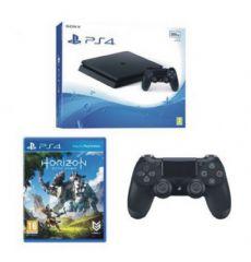 Foto Sony Playstation 4 Slim Bundle Horizon Zero Dawn + 3 Anos de Garantia POUCAS UNIDADES