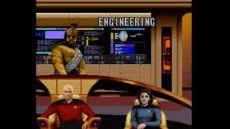 Foto Star Trek Deep Space Line (Seminovo) Super Nintendo