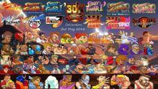 Foto Street Fighter 30th Anniversary Collection PS4 - Seminovo