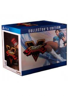 Foto Street Fighter V Collectors Edition PS4