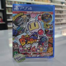 Foto Super Bomberman R Shiny Edition Nintendo Switch - Seminovo