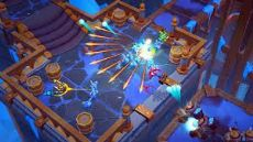 Foto Super Dungeon Bros PS4 - Seminovo