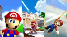 Foto Super Mario 3d All Stars Nintendo Switch