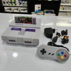 Foto Super Nintendo Entertainment System + Super Mario World - Seminovo