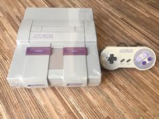 Foto Super Nintendo Entertainment System