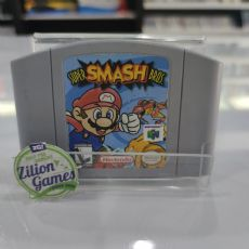 Foto Super Smash Bros Nintendo 64 - Seminovo