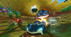 Foto Team Sonic Racing  PS4 - Seminovo