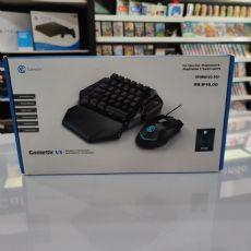 Foto Teclado e Mouse Gamesir Vx Para Ps4 / Ps3 / Switch / Xbox / Pc - Seminovo