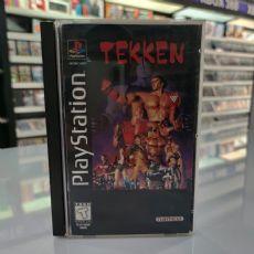 Foto Tekken (Seminovo) PS1
