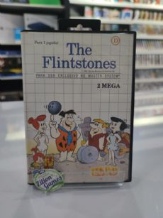 Foto The Flintstones Master System - Seminovo