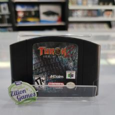 Foto Turok 2 Seed of Evil Nintendo 64 - Seminovo