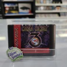 Foto Ultimate Mortal Kombat 3 Mega Drive - Seminovo