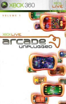 Foto XBOX Live Arcade Unplugged XBOX 360 - Seminovo