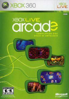 Foto XBOX Live Arcade XBOX 360 - Seminovo